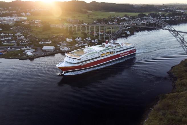 MS-Bergensfjord